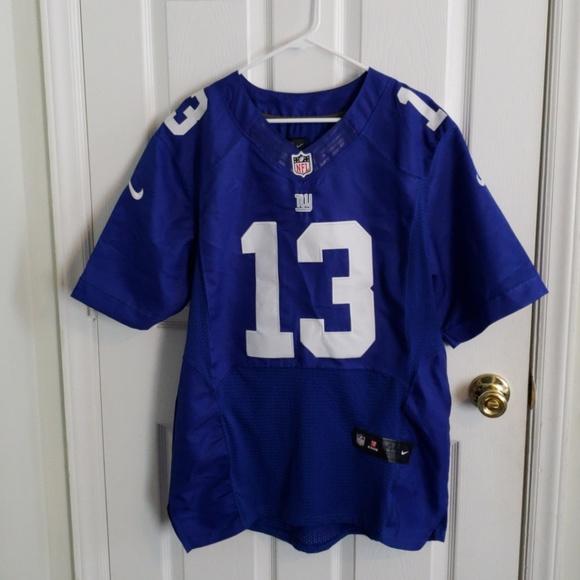14b83c48a Nike Shirts   Odell Beckham Jr New York Giants Jersey   Poshmark